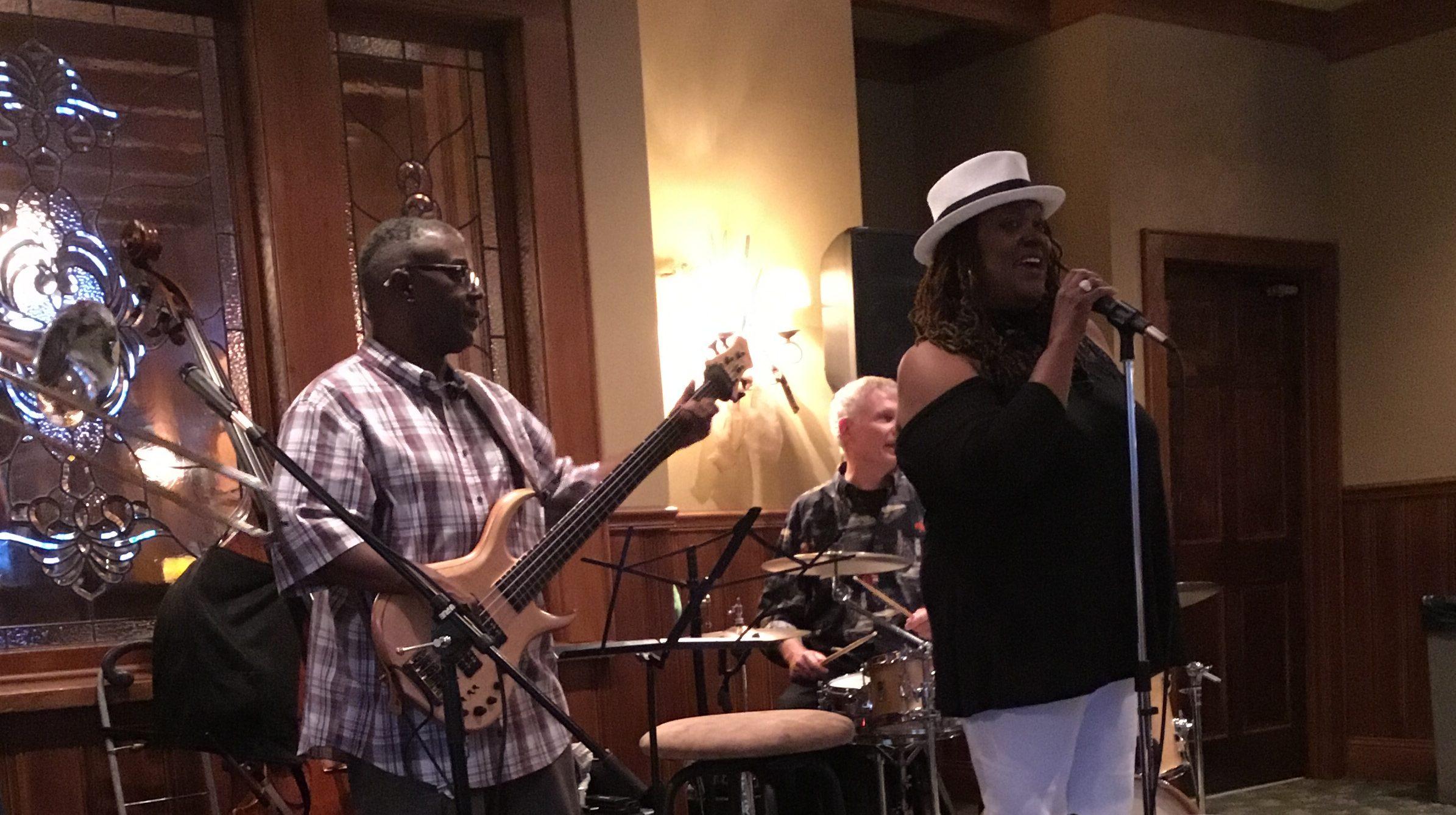 Ouida Franklin, Atlanta Singer